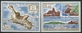 Antarctica Fr., michel 237/38, xx