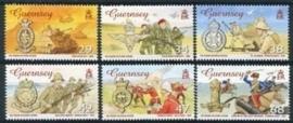 Guernsey, michel 1069/74 , xx