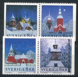 Zweden, michel 2327/30, xx