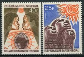 Senegal, michel 441/42, xx