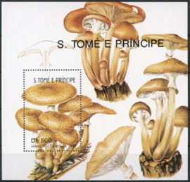 S.Tome, michel blok 260, xx