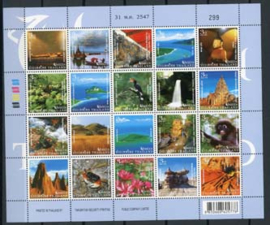 Thailand, michel kb 2246/65, xx