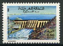 Marokko, michel 976, xx
