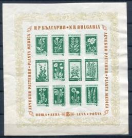Bulgarije, michel blok 4, xx