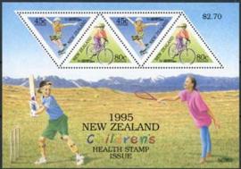 N.Zeeland, michel blok 48, xx
