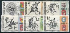 Tsjechoslowakije, michel 1958/63, xx