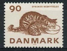 Denemarken, michel 606, xx