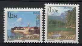 Joegoslavie, michel 3143/44, xx
