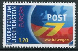Liechtenstein, michel 1310, xx