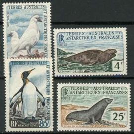 Antarctica Fr., michel 19 / 22 , xx, lees