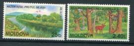 Moldavie, michel 305/06, xx