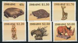 Zimbabwe, michel 583/88, xx