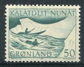 Groenland, michel 79, xx