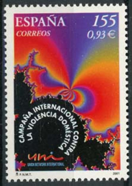 Spanje, michel 3612, xx