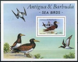 Barbuda, michel blok 122, xx