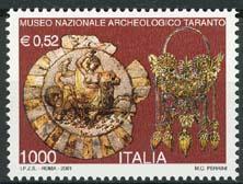 Italie, michel 2791, xx