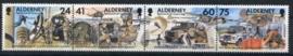Alderney, michel 90/93, xx