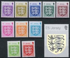 Jersey, michel 1888/98, xx