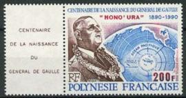 Polynesie, michel 563, xx