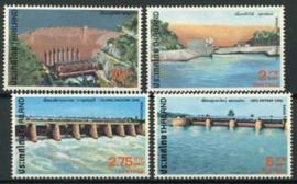 Thailand, michel 879/82, xx