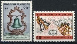 St.Pierre, michel 474/75, xx