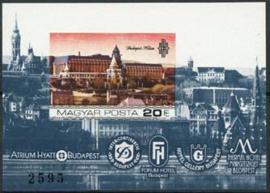 Hongarije, michel blok 174 B , xx