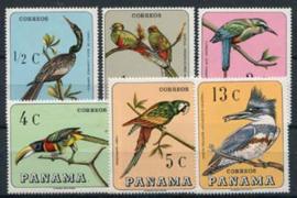 Panama, michel 989/94, xx