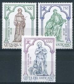 Vatikaan, michel 1158/60, xx