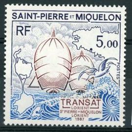 St.Pierre, michel 545 , xx