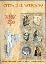 Vaticaan, michel blok 6, xx