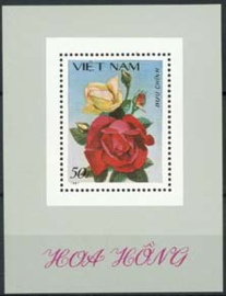 Vietnam, michel blok 59, xx