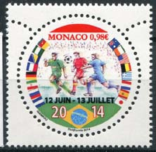 Monaco, michel 3187, xx