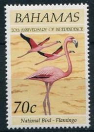 Bahamas, michel 816, xx