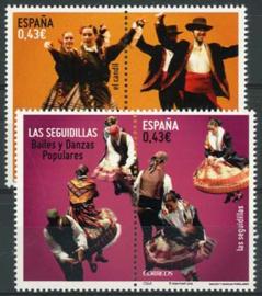 Spanje, michel 4446/47, xx