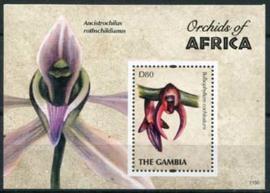 Gambia, michel blok 825, xx