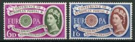Engeland, michel 341/42, xx