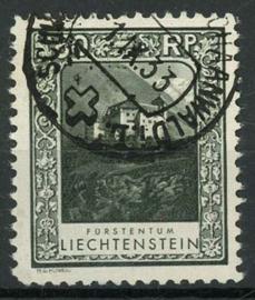 Liechtenstein, michel 102, o