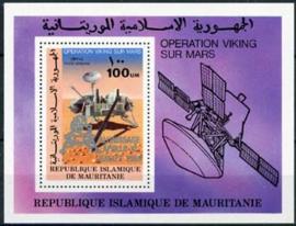 Mauretanie, michel blok 25, xx