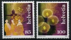 Zwitserland, michel 1991/92,xx