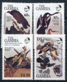 Gambia, michel 557/60, xx