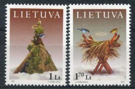 Litouwen, michel 777/78, xx