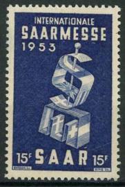 Saar , michel 341, xx