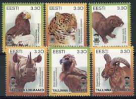 Estland, michel 294/99, xx