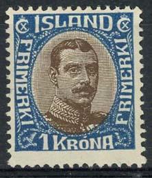 IJsland, michel 96, x