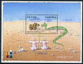 Namibie, michel blok 48, xx