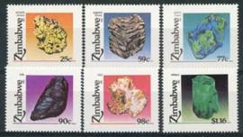 Zimbabwe, michel 494/99, xx