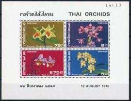 Thailand, michel blok 6, xx