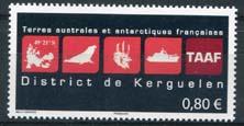 Antarctica Fr., frankeer, xx