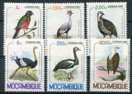 Mozambique, michel 771/76, xx