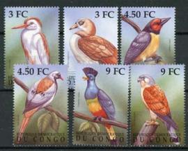 Congo (K), michel 1467/72, xx